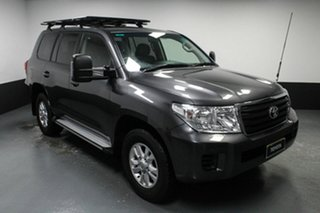 2015 Toyota Landcruiser VDJ200R MY13 GXL Grey 6 Speed Sports Automatic Wagon.