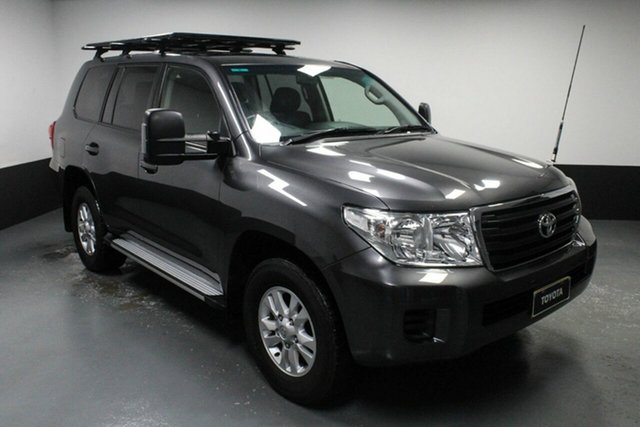 Used Toyota Landcruiser VDJ200R MY13 GXL Hamilton, 2015 Toyota Landcruiser VDJ200R MY13 GXL Grey 6 Speed Sports Automatic Wagon