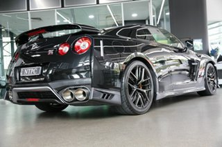 2017 Nissan GT-R R35 MY17 Premium DCT AWD Black 6 Speed Sports Automatic Dual Clutch Coupe