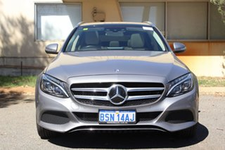 2015 Mercedes-Benz C250 205 BlueTEC Silver 7 Speed Automatic Wagon.