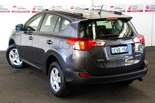2015 Toyota RAV4 ZSA42R MY14 Upgrade GX (2WD) Graphite Continuous Variable Wagon