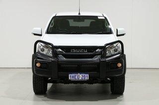 2016 Isuzu MU-X UC MY15 LS-M (4x2) White 5 Speed Automatic Wagon.