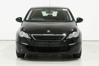 2016 Peugeot 308 T9 Access Black 6 Speed Automatic Hatchback.