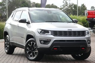 2020 Jeep Compass M6 MY20 Trailhawk Grey Magnesio 9 Speed Automatic Wagon.