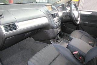 2009 Ford Falcon FG (LPG) Silver 4 Speed Auto Seq Sportshift Utility