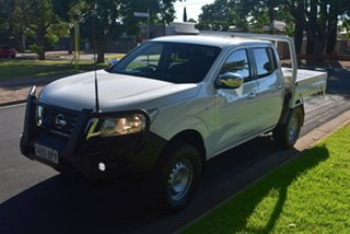 2016 Nissan Navara D23 RX White 6 Speed Manual Utility