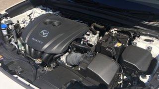 2020 Mazda CX-30 DM4WLA G25 SKYACTIV-Drive i-ACTIV AWD Touring White 6 Speed Sports Automatic Wagon