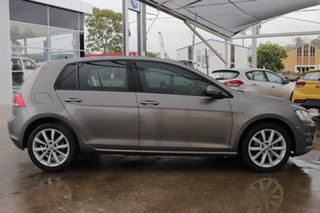 2016 Volkswagen Golf VII MY16 110TSI DSG Highline Limestone Grey 7 Speed.
