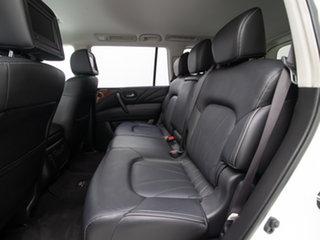 2015 Infiniti QX80 Z62 S Premium White 7 Speed Automatic Wagon