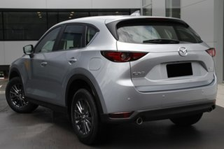 2021 Mazda CX-5 KF2W7A Maxx SKYACTIV-Drive FWD Sport Jet Black 6 Speed Sports Automatic Wagon