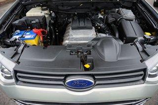 2011 Ford Territory SZ TX Seq Sport Shift Chill 6 Speed Sports Automatic Wagon