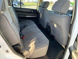 2011 Nissan Patrol GU VII ST (4x4) White 5 Speed Manual Wagon