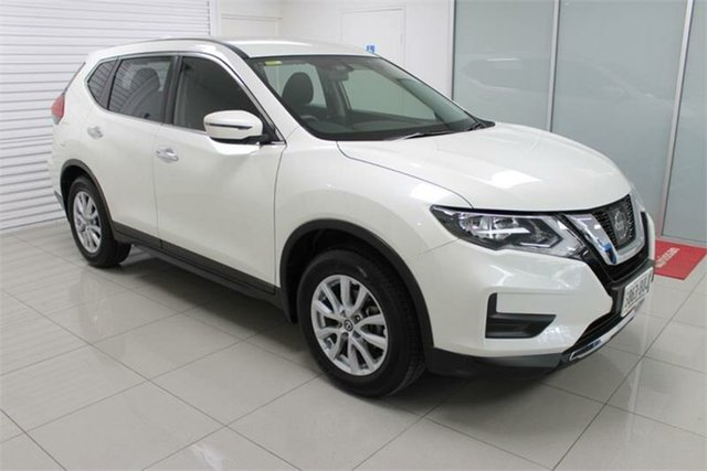 Used Nissan X-Trail T32 Series II ST , 2018 Nissan X-Trail T32 Series II ST White 7 Speed Constant Variable Wagon