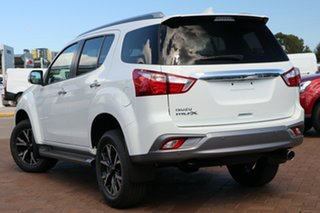 2021 Isuzu MU-X MY19 LS-T Rev-Tronic 4x2 Splash White 6 Speed Sports Automatic Wagon.