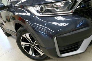 2020 Honda CR-V RW MY21 VTi FWD 7 Cosmic Blue 1 Speed Constant Variable Wagon.