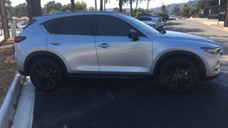 2021 Mazda CX-5 KF4WLA GT SKYACTIV-Drive i-ACTIV AWD SP Sonic Silver 6 Speed Sports Automatic Wagon