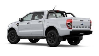 2021 Ford Ranger PX MkIII 2021.25MY Sport Arctic White 6 Speed Manual Double Cab Pick Up
