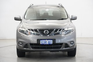 2013 Nissan Murano Z51 Series 4 MY14 ST Grey 6 Speed Constant Variable Wagon.
