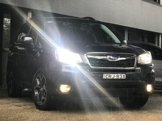 2013 Subaru Forester S4 MY13 2.5i-S Lineartronic AWD Grey 6 Speed Constant Variable Wagon