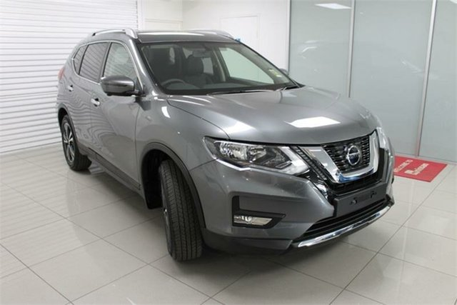 New Nissan X-Trail T32 ST-L , 2021 Nissan X-Trail T32 ST-L Gun Metallic 7 Speed Constant Variable Wagon