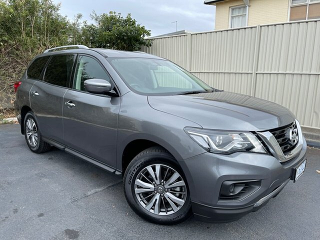Used Nissan Pathfinder R52 Series III MY19 ST X-tronic 2WD Devonport, 2019 Nissan Pathfinder R52 Series III MY19 ST X-tronic 2WD Gun Metallic 1 Speed Constant Variable