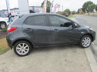 2013 Mazda 2 DE10Y2 MY14 Maxx Sport Grey 4 Speed Automatic Hatchback