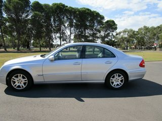 2005 Mercedes-Benz E280 211 MY06 Upgrade Elegance Silver 7 Speed Automatic G-Tronic Wagon