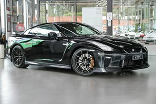 2017 Nissan GT-R R35 MY17 Premium DCT AWD Black 6 Speed Sports Automatic Dual Clutch Coupe.