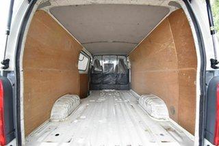 2010 Toyota HiAce KDH201R MY10 LWB White 4 Speed Automatic Van