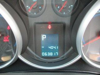 2015 Holden Cruze JH MY14 Equipe Blue 6 Speed Automatic Sedan