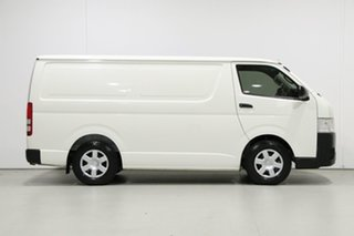 2018 Toyota HiAce TRH201R MY16 LWB White 6 Speed Automatic Van