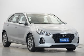 2019 Hyundai i30 PD2 MY20 Active White 6 Speed Sports Automatic Hatchback