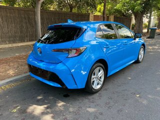 2019 Toyota Corolla ZWE211R Ascent Sport E-CVT Hybrid Blue 10 Speed Constant Variable Hatchback
