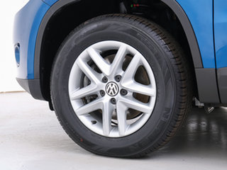 2010 Volkswagen Tiguan 5NC MY10 103 TDI Blue 6 Speed Tiptronic Wagon