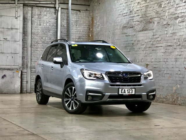 Used Subaru Forester S4 MY17 2.5i-S CVT AWD Mile End South, 2016 Subaru Forester S4 MY17 2.5i-S CVT AWD Silver 6 Speed Constant Variable Wagon