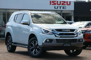 2021 Isuzu MU-X MY19 LS-T Rev-Tronic 4x2 Splash White 6 Speed Sports Automatic Wagon