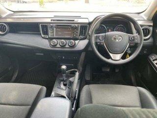 2018 Toyota RAV4 ASA44R MY18 GX (4x4) Silver Sky 6 Speed Automatic Wagon