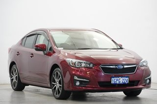 2018 Subaru Impreza G5 MY18 2.0i-L CVT AWD Venetian Red 7 Speed Constant Variable Sedan