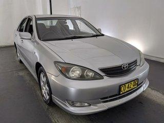 2004 Toyota Camry ACV36R Sportivo Silver 4 Speed Automatic Sedan.