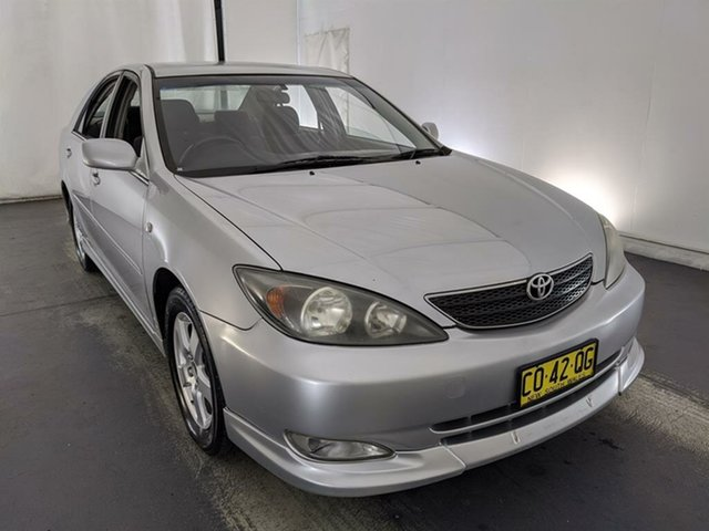 Used Toyota Camry ACV36R Sportivo Maryville, 2004 Toyota Camry ACV36R Sportivo Silver 4 Speed Automatic Sedan