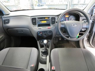 2006 Kia Rio JB EX Silver 5 Speed Manual Sedan