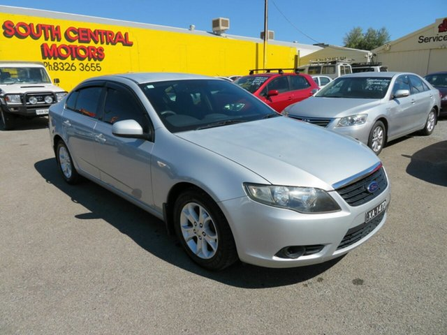 Used Ford Falcon FG XT Morphett Vale, 2010 Ford Falcon FG XT Silver 6 Speed Auto Seq Sportshift Sedan