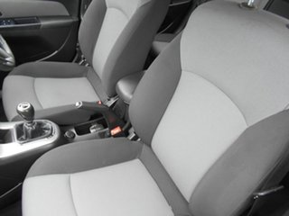 2009 Holden Cruze JG CD Grey 5 Speed Manual Sedan