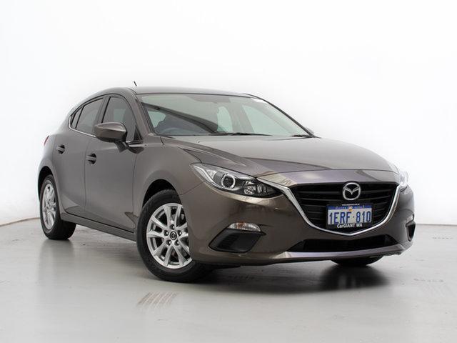 Used Mazda 3 BM Maxx, 2014 Mazda 3 BM Maxx Bronze 6 Speed Automatic Hatchback