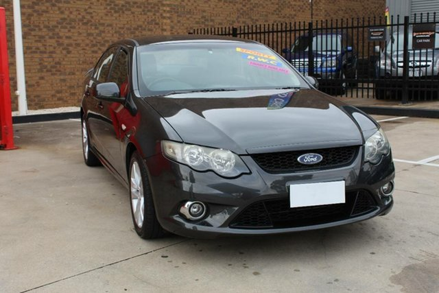 Used Ford Falcon FG XR6 (LPG) Hoppers Crossing, 2009 Ford Falcon FG XR6 (LPG) Grey 4 Speed Auto Seq Sportshift Sedan