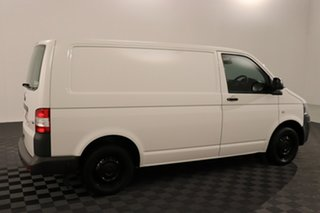 2013 Volkswagen Transporter T5 MY13 TDI340 SWB DSG White 7 speed Automatic Van