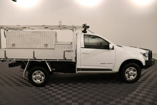 2016 Holden Colorado RG MY16 LS Summit White 6 speed Automatic Cab Chassis