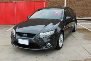 2009 Ford Falcon FG XR6 (LPG) Grey 4 Speed Auto Seq Sportshift Sedan.