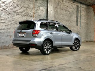2016 Subaru Forester S4 MY17 2.5i-S CVT AWD Silver 6 Speed Constant Variable Wagon