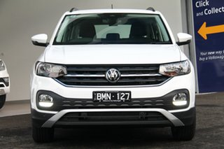 2020 Volkswagen T-Cross C1 MY21 85TSI DSG FWD Life White 7 Speed Sports Automatic Dual Clutch Wagon